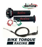 Domino Xm2 Quick Action Throttle Kit With Universal Cable To Fit Skyteam Bikes