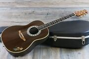 rare Collector's Piece 1976 Ovation Patriot Limited Edition 0770/1776 + Ohsc