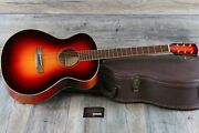 Minty Bedell Wf-0-ad/mp Wildfire Orchestra Adirondack And Maple Fire Burst + Ohsc