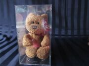 Curly Ty Retired Beanie Baby W/errors Rare 1993/1996 In Case