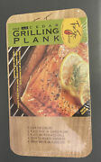 True Fire Gourmet Cedar Grilling Plank 7andrdquox12andrdquo Gas Or Charcoal Grill With Recipes