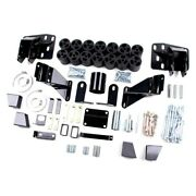 For Dodge Ram 1500 2006-2008 Zone Offroad 3 X 3 Front And Rear Body Lift Kit