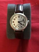 1916 And Company 15 Jewel Trench Watch
