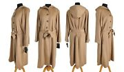Cashmere Coat 100 Pure Cashmere Warm And Light Weight Great Quality Fast Shipping
