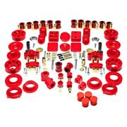 For Jeep Wrangler 18-20 2 Rock-flex Ultimate Front And Rear Body Lift Kit