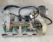 P12 20v Intake Manifold With Injectors Throttle Body Nissan Neo Vvl