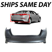 New Primered - Rear Bumper Cover Replacement For 2014 2015 Kia Optima Usa Built