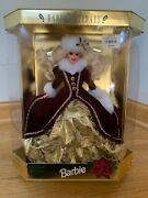 New Vintage Happy Holidays 1996 Barbie Special Editoin Never Opened