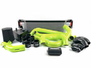 Perrin Front Mount Intercooler Fmic W/ Boost Pipings For 18-20 Sti Silver