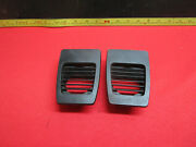 1972-1980 Dodge Truck Lil Red Express Warlock Dash Defroster Vent Duct Pair