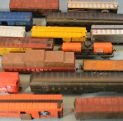 Assorted Ho Cars - Salvage Lot Of Fifteen