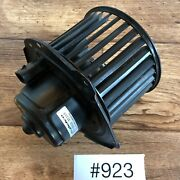 Ac Delco Blower Motor 88959520 05269 Used Working For Gm 1987 - 1996 923
