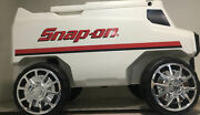 Snap-on Tools C3 Cooler Beverage Delivery Truck W/ Remote Bluetooth Speakers