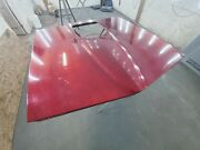1974 Gto Hood And Complete Shaker Air Cleaner Assembly Great Shape
