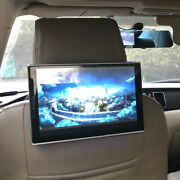 In Car Tv Lcd Android Headrest Monitor For Nissan Rear Seat Entertainment System