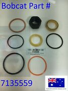 Hydraulic Blade And Boom Cylinder Seal Kit For Bobcat 7135559 335 337 341 430 435