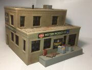 Ho Dpm Custom Built Kit Western Produce Painted With Details