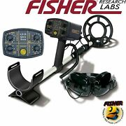 Fisher Cz-21 Metal Detector With 8 Concentric Search Coil And 2 Year Warranty