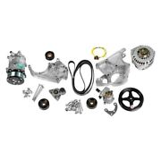 For Chevy Express 1500 97 Accessory Drive Kit W Sd508 Air Conditioner Compressor