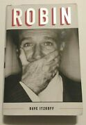 Robin By Dave Itzkoff 2018, Hardcover Robin Williams Biography