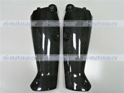 Left Right Air Intake Tube Panels Fairing Fit For 2009-2014 Yzf R1 Carbon Fiber
