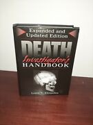 Death Investigator's Handbook Expanded And Updated Edition