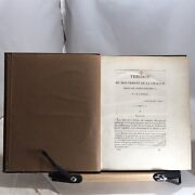 1819 - Joseph Fourier - Theory Of The Movement Of Heat In Solid Bodies Vol. Iv-v