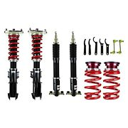 For Ford Mustang 15-17 Coilover Kit 1-3 X 1-3 Extreme Xa Front And Rear