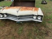 1965 Buick Electra 225 Front End For Art Work.