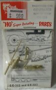 Cal-scale Brass Ho Passenger Car Generator Type Gl 25kw Ge 353 New In Package