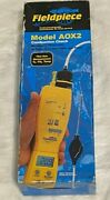 New Fieldpiece Aox2 Combustion Check Accessory Head Meter W/ Thermocouple And Pump