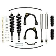 For Toyota Tacoma 16-20 Revtek 3 Coil Spring Front And Rear Suspension Lift Kit