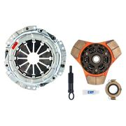 For Toyota Corolla 1989-1997 Exedy 16950 Stage 2 Sport Racing Clutch Kit