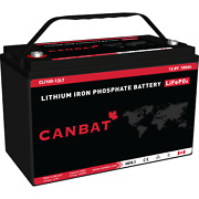 12v 100ah Cold Weather Lithium Battery Lifepo4