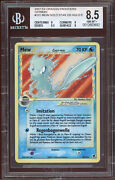 Mew Gold Star - 101/101 Ex Dragon Frontiers - Bgs 8.5 Nm-mt+