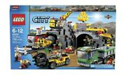 Lego City The Mine 4204, New Sealed In Box