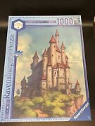 Disney Ravensburger Snow White Castle Collection Wicked Queen 1000pc Puzzle