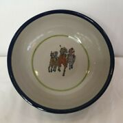 Louisville Stoneware Kentucky Derby Bowl 2013 Pnc Real Estate Day At The Races