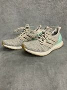 Adidas Ultra Boost Womens Carbon Clear Mint Running Shoes New Db3212 Size 6