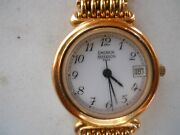 Vintage Emerich Meerson Womenand039s Analog Dress Used Wrist Watch