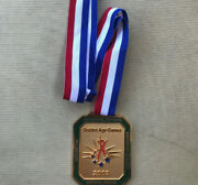 17th National Veterans Golden Age Games University Of Maine 2003 Usa Gold Medal