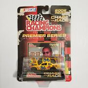 2002 Preview Chase The Race 36 Premier Series 164 Scale Mandm Candy Ken Shrader