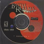 Battle Realms Soundtrack Wav Pc Cd Listen To 38 Strategy Video Game Music Track