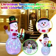 Christmas Inflatables Snowman 5ft Blow Up Yard Outdoor Decorations Christmas Ho