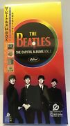 The Beatles And03964 Box 4 Cd Box Set The Capitol Albums Vol. 1 Japanese Package New