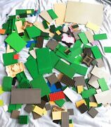 Lego Huge 7 Pound Lot Of Plates Town Baseplate Parts Mixed Variety Base Pieces