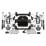 For Chevy Silverado 3500 Hd 11-19 5 X 3 Front And Rear Suspension Lift Kit