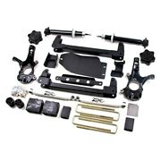 For Chevy Silverado 1500 07-12 6.5 X 5 Front And Rear Suspension Lift Kit