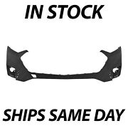 New Primered Front Bumper Cover Fascia For 2018 2019 2020 2021 Chevy Traverse
