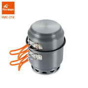 Fire Maple Outdoor Camping Cooking Cookware Pot For2-3 Persons Light Weight 268g